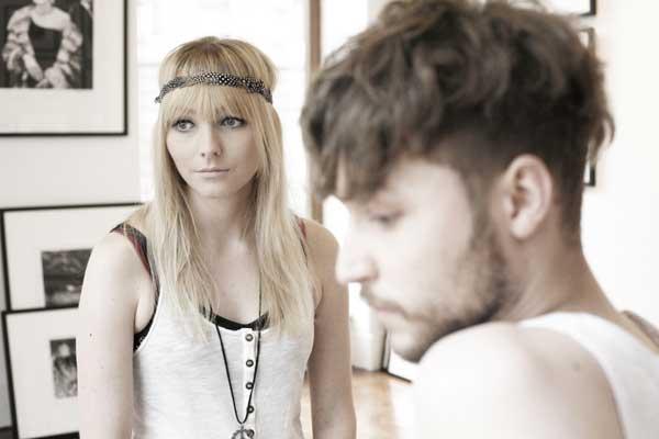 Nick & June – Lässiger Folk-Pop im Prinz Willy Kiel