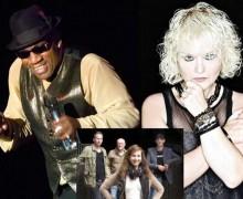 Räucherei – 19. Int. Kieler Blues Festival – u.a. mit John Lee Hooker Jr.