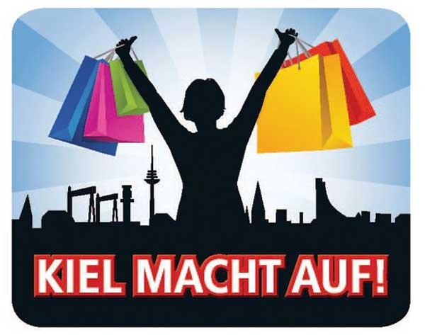 Kieler Umschlag im März mit stadtweiter Sonntagsöffnung