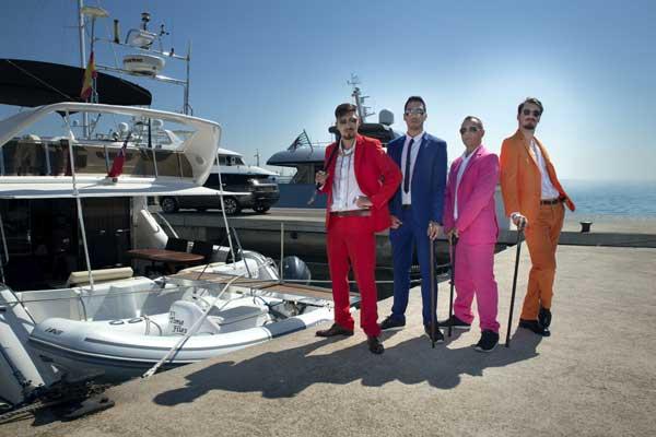Trailerpark live zu Gast in Kiel
