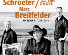 Räucherei Kiel im März: Georg Schroeter & Marc Breitfelder live