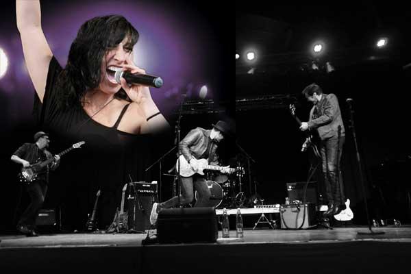 Räucherei Kiel live: Jessy Martens und Band plus Finn Cocheroo & the LoFi-Few