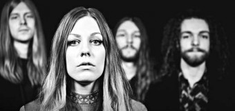 "Blues Pills auf ""Lady in Gold Summer Tour"" im Orange Club Kiel"