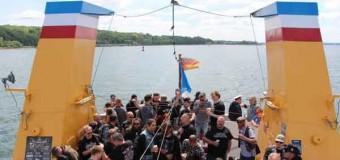 250 Metalheads feierten Vatertag auf der MS Laboe