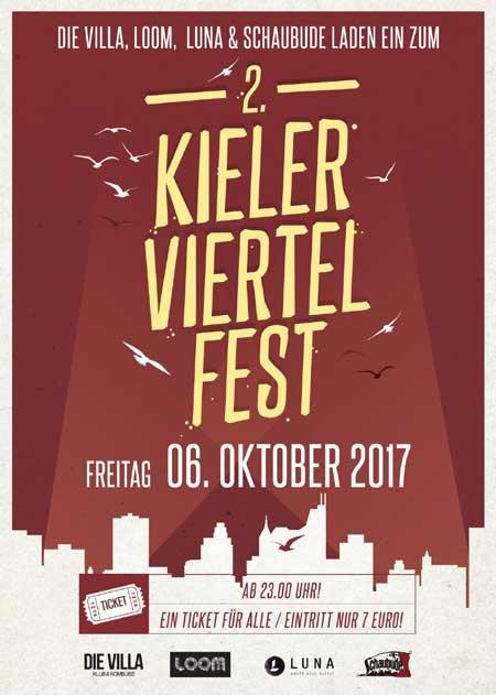 Das 2. KIELER-VIERTEL-FEST