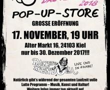 Werner Rennen 2018! In Kiel eröffnet ein Pop-Up-Store