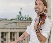 David Garrett feiert zehnjähriges Crossover-Jubiläum auch in Kiel
