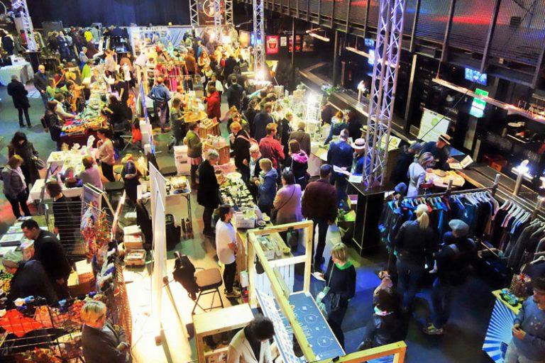 Deine eigenART Lifestyle-Markt in der Halle 400 in Kiel