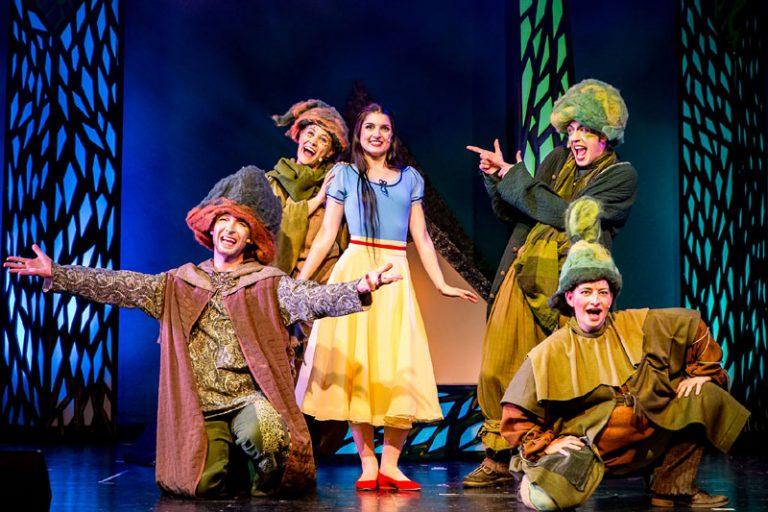 """""""Schneewittchen – das Musical""""  in Kiel"""
