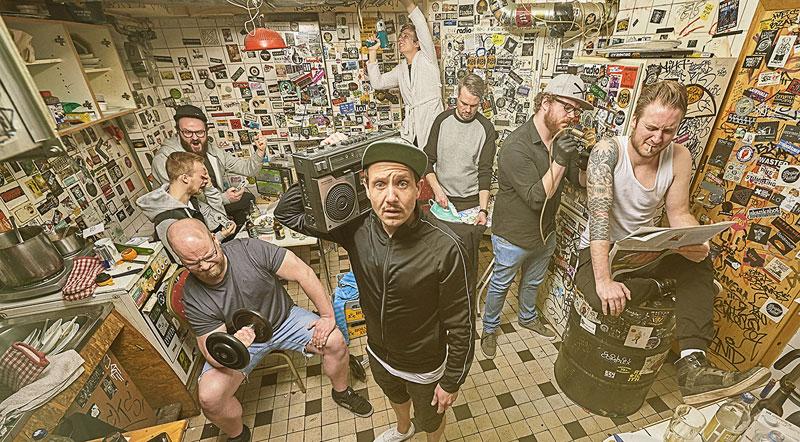 Tequila & the Sunrise Gang, zu Weihnachten live in der Pumpe in Kiel - Blog Kiel-Szene