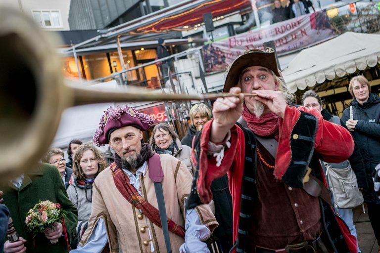 Kieler Umschlag – mittelalterliches Familienfest mit langer Tradition macht eine Zeitreise