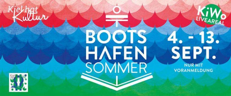 Kieler Bootshafensommer soll im September 2020 stattfinden