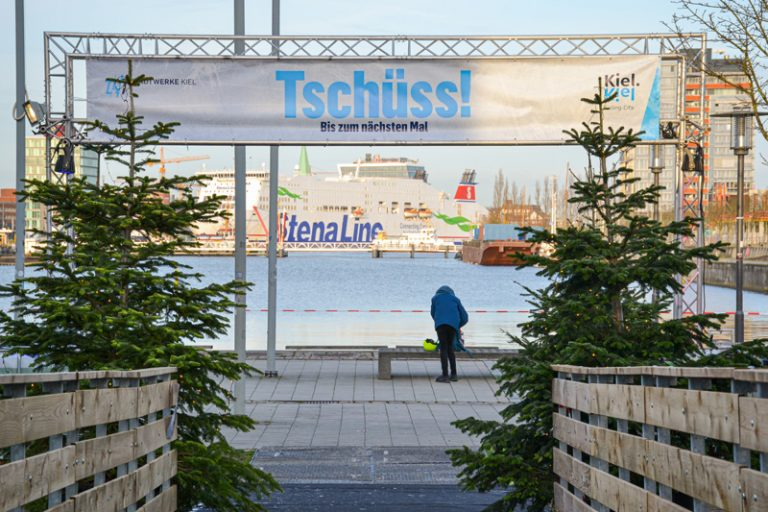Kieler Eisfestival 2020/21 findet nicht statt