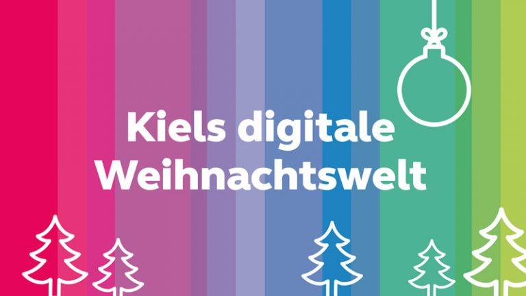 Digitaler Kieler Weihnachtsmarkt 2020 geht am 5.12.2020 online