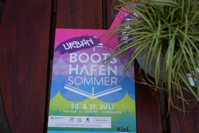 Der 13. Kieler Bootshafensommer findet an sechs Sommerwochenenden statt